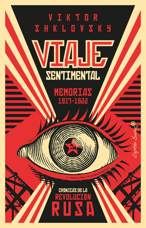 VIAJE SENTIMETAL. MEMORIAS DE 1917-1922