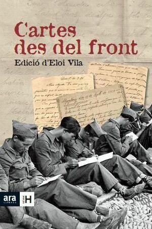 CARTES DES DEL FRONT