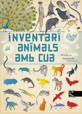 INVENTARI IL-LUSTRAT DELS ANIMALS AMB CUA