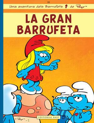 LA GRAN BARRUFETA