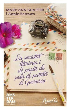 LA SOCIETAT LITERÀRIA I DEL PASTÍS DE PELA DE PATATA DE GUERNSEY