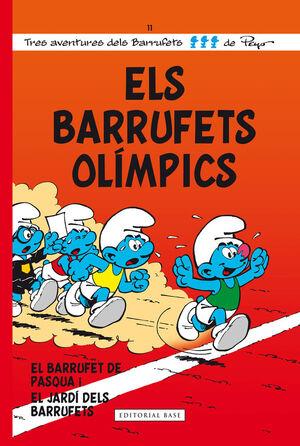 ELS BARRUFETS OLÍMPICS