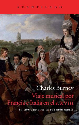 VIAJE MUSICAL POR FRANCIA E ITALIA EN E L SIGLO XVIII