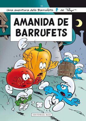 AMANIDA DE BARRUFETS