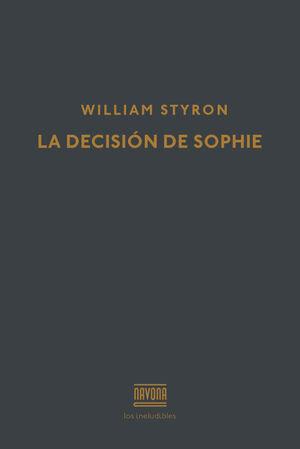 LA DECISISON DE SOPHIE
