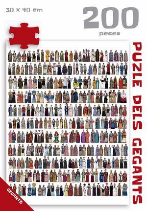 EL PUZLE DELS GEGANTS 200 PECES