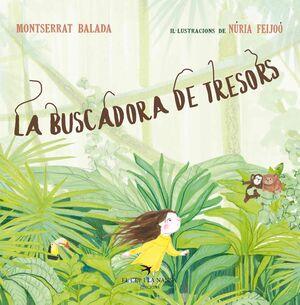 LA BUSCADORA DE TRESORS