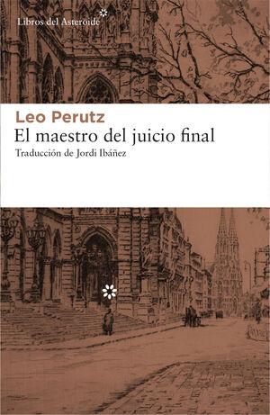 EL MAESTRO DEL JUICIO FINAL