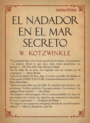 EL NADADOR EN EL MAR SECRETO