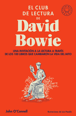 CLUB DE LECTURA DE DAVID BOWIE, EL