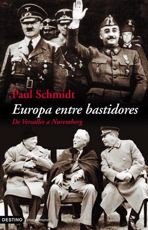 EUROPA ENTRE BASTIDORES