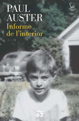 INFORME DE L'INTERIOR