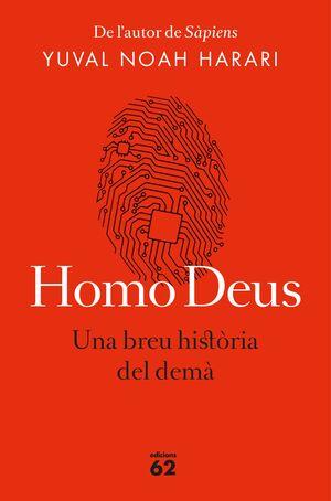 HOMO DEUS (EDICIÓ RÚSTICA)