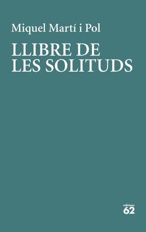 LLIBRE DE LES SOLITUDS