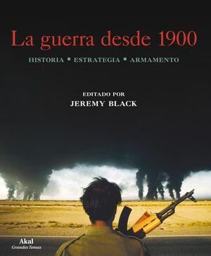 GUERRA DESDE 1900