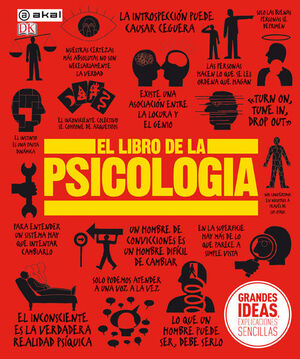 EL LIBRO DE LA PSICOLOGÍA