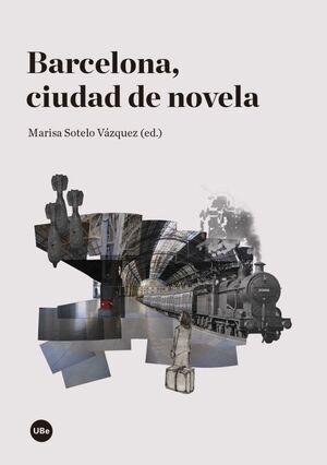 BARCELONA, CIUDAD DE NOVELA