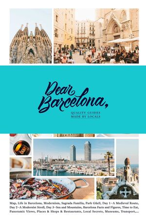 DEAR BARCELONA ENGLISH 2016