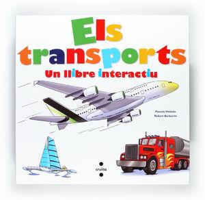 ELS TRANSPORTS, UN LLIBRE INTERACTIU