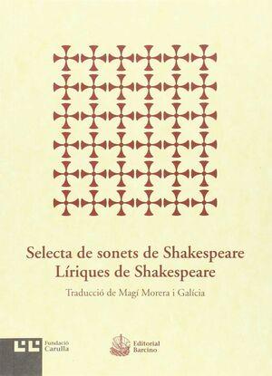 SELECTA DE SONETS DE SHAKESPEARE