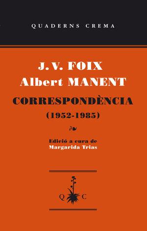 CORRESPONDENCIA (1952-1985)