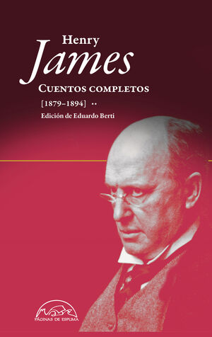 CUENTOS COMPLETOS HENRY JAMES (1879-1894)
