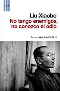 NO TENGO ENEMIGOS, NO CONOZCO EL ODIO