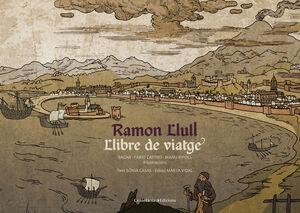 RAMON LLULL. LLIBRE DE VIATGE