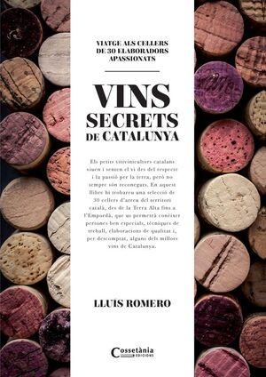 VINS SECRETS DE CATALUNYA