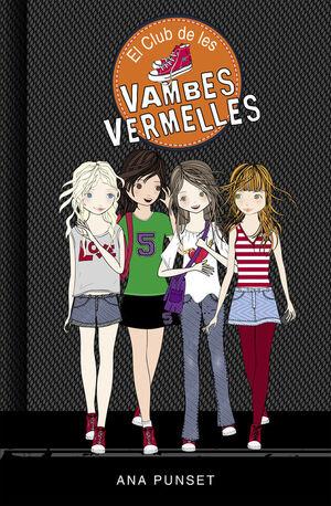EL CLUB DE LES VAMBES VERMELLES (EL CLUB DE LES VAMBES VERMELLES 1)