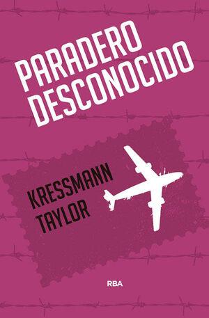 PARADERO DESCONOCIDO 4ªED
