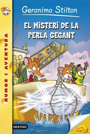 EL MISTERI DE LA PERLA GEGANT