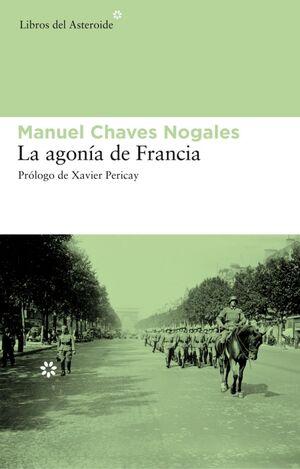 LA AGONIA DE FRANCIA, 6ªED