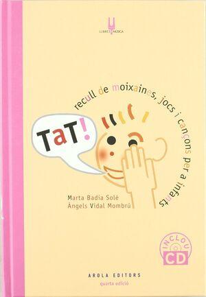 TAT! RECULL DE MOIXAINES, JOCS I CANÇONS PER INFANTS