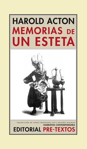 MEMORIAS DE UN ESTETA