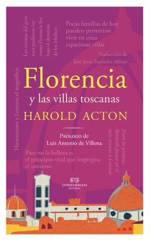 FLORENCIA Y LAS VILLAS TOSCANAS
