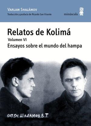 RELATOS DE KOLIMÁ VOL. 6