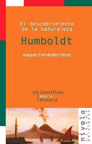 EL DESCUBRIMIENTO DE LA NATURALEZA. HUMBOLDT