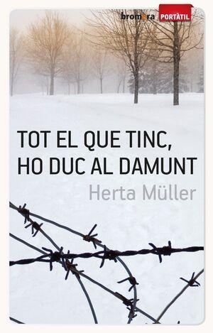 TOT EL QUE TINC, HO DUC AL DAMUNT