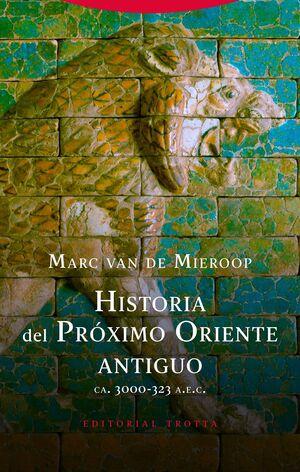 HISTORIA DEL PRÓXIMO ORIENTE ANTIGUO