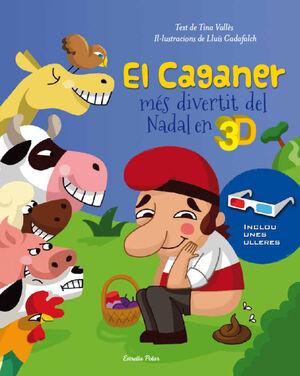EL CAGANER MÉS DIVERTIT DEL NADAL EN 3D