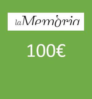XEC REGAL PER LLIBRES 100 EUROS